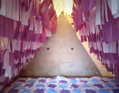 랑 <pink tent>