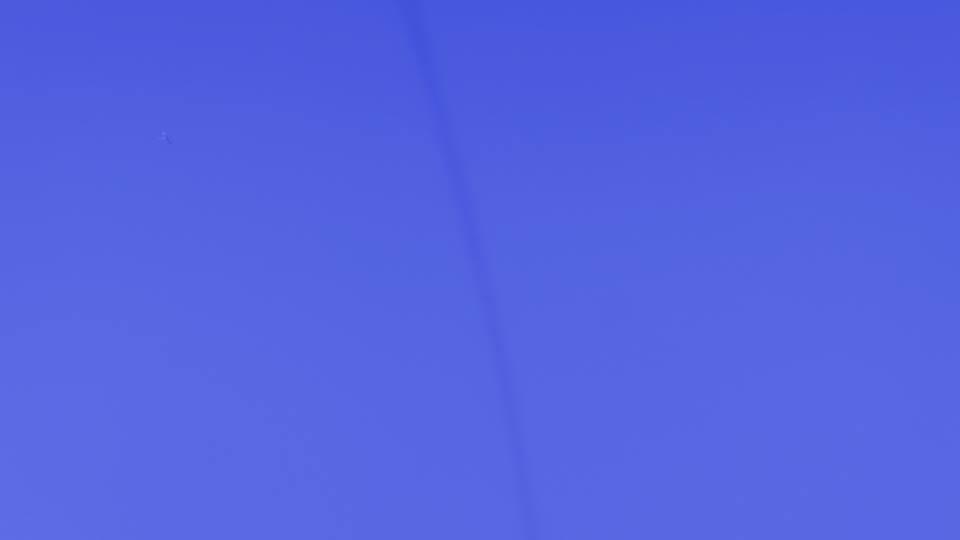 Ling Guan Ming_true blue_single channel video,HD,color silent,10'28'',loop_2017