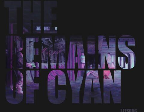 이송  < The Remains of Cyan >